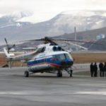 Вертолеты МИ в Москве