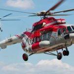 Вертолет МИ-8-АМТ 2010 года выпуска, Санкт-Петербург