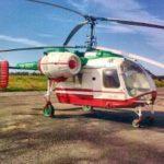 Вертолет Ка-26 в Минске