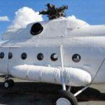 Вертолет МИ-8-Т после капитального ремонта, Санкт-Петербург