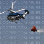 Вертолет КА32А11ВС после модернизации, Москва